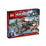 Ninjago Misfortunes Keep 70605 Lego