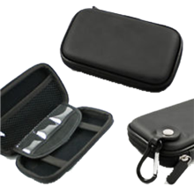 External Hard leather pouch
