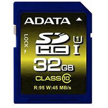 Adata Premier Pro SDHC UHS-I  Class 10 U-1 32GB