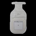 کیسه کلستومی - ایلئوستومی یک تکه ته باز شفاف 6100 کلوپلاست ( Coloplast ) دانمارک