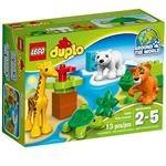 Druplo Baby Animals 10801 Lego