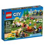City Fun In The Park City People Pack 60134 Lego