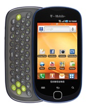 Samsung Gravity Smart SGH-T589