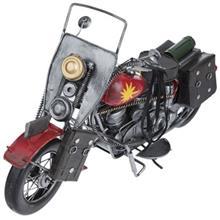 موتور دکوري مدل موتور سيکلت خورشيدي