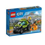 City Volcano Exploration Truck 60121 Lego