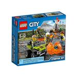 City Volcano Starter Set 60120 Lego