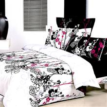 Carina Type 2 One Person 4 Pieces Bedsheet