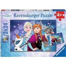 Ravensburger Northern Lights 2 x 24 Puzzle