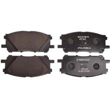 Toyota Genuine Parts 04465-0W070 Front Brake Pad