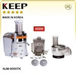 Keep Njm9000tk Food Processor-32 tasks