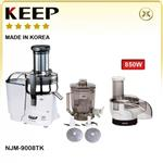 Keep Njm9008tk Food Processor-32 tasks