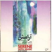 آلبوم موسيقي آرامش در کنار موسيقي - ناصر شکرايي