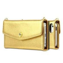 Zenus Gold Diary iPhone 5/5s Case