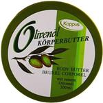 کره بدن  مدل Olive Oil حجم 200 میلی لیتر کاپوس