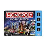 Hasbro Monopoly World Edition Intellectual Game