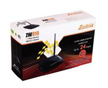 Zoltrix ZW919-3G-150mbps-Wireless-ADSL2+Router