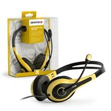 Soyntec Netsound 500 Yellow Headset