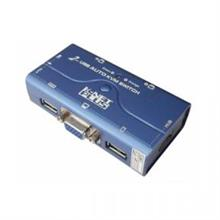 KVM Switch Knet 4Port USB with cable