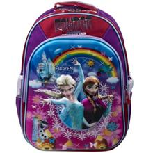 3D Frozen Design Backpack