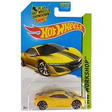 Mattel Hot Wheels 12 Acura NSX Concept CFK93