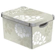 جعبه دکوری دردار کرور مدل Romance سایز یزرگ