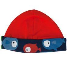 کلاه گرد نوزادی آدمک مدل Fish