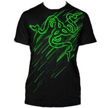 تی شرت مردانه ریزر مدل Tee Meteor سایز ایکس لارج