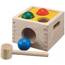 Plan Toys Punch And Drop Educational Game