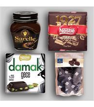پکیج شکلات دارک گلد