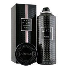 Spray niche-بلک اونیکس