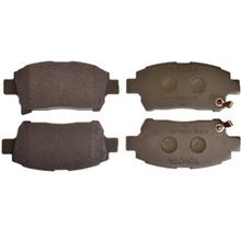 Toyota Genuine Parts 04465-12592 Front Brake Pad