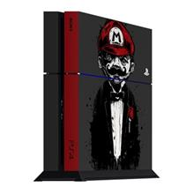 Wensoni Super Mario Father PlayStation 4 Vertical Cover