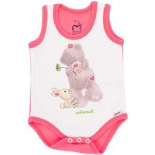Adamak Woolly Bear Under Button Singlet