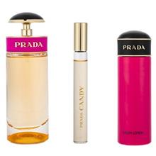 Prada Candy Eau De Parfum Gift Set For Women 80ml
