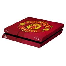 برچسب افقی پلی استیشن 4 ونسونی طرح Manchester United 2016