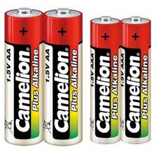 Camelion Plus Alkaline AA and AAA Battery Pack of 4
