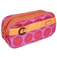 Panter Heart Design 3 Pencil Case