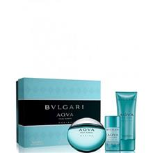 Bvlgari Aqva Marine Men 3 Piece Gift Set