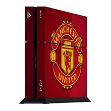 برچسب عمودی پلی استیشن 4 ونسونی طرح Manchester United 2016