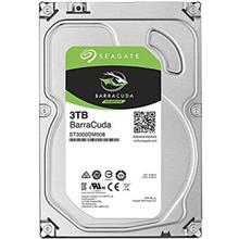 Seagate BarraCuda ST3000DM008 Internal Hard Drive - 3TB
