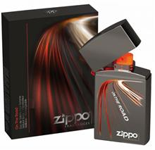 on th road ZIPPO