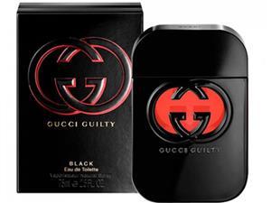 0180e8bdc عطر زنانه گوچی گیلتی بلک Gucci Guilty Black Pour Femme فروشندگان و ...