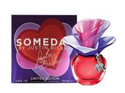عطر زنانه جاستین بیر سامدی لیمیتد ادیشن Justin Bieber Someday Limited Edition