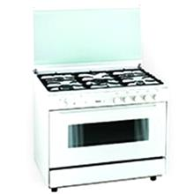 Sinjer SG-M1WT OGas Stove - Single Oven