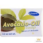 Kappus Avocado Oil Soap 100gr