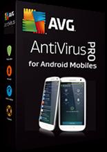 آنتی ویروس AVG PRO برای اندروید