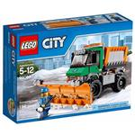 City Snowplow Truck 60083 Lego