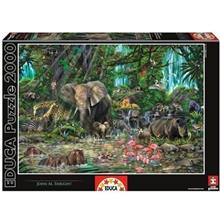 Educa African Jungle 2000Pcs Toys Puzzle