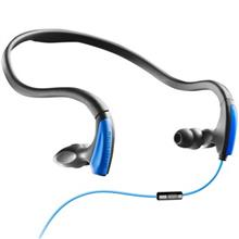 Energy Sistem Running Two Neon Blue Mic Headphones