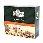 چای کیسه ای احمد 100 عددی ساده